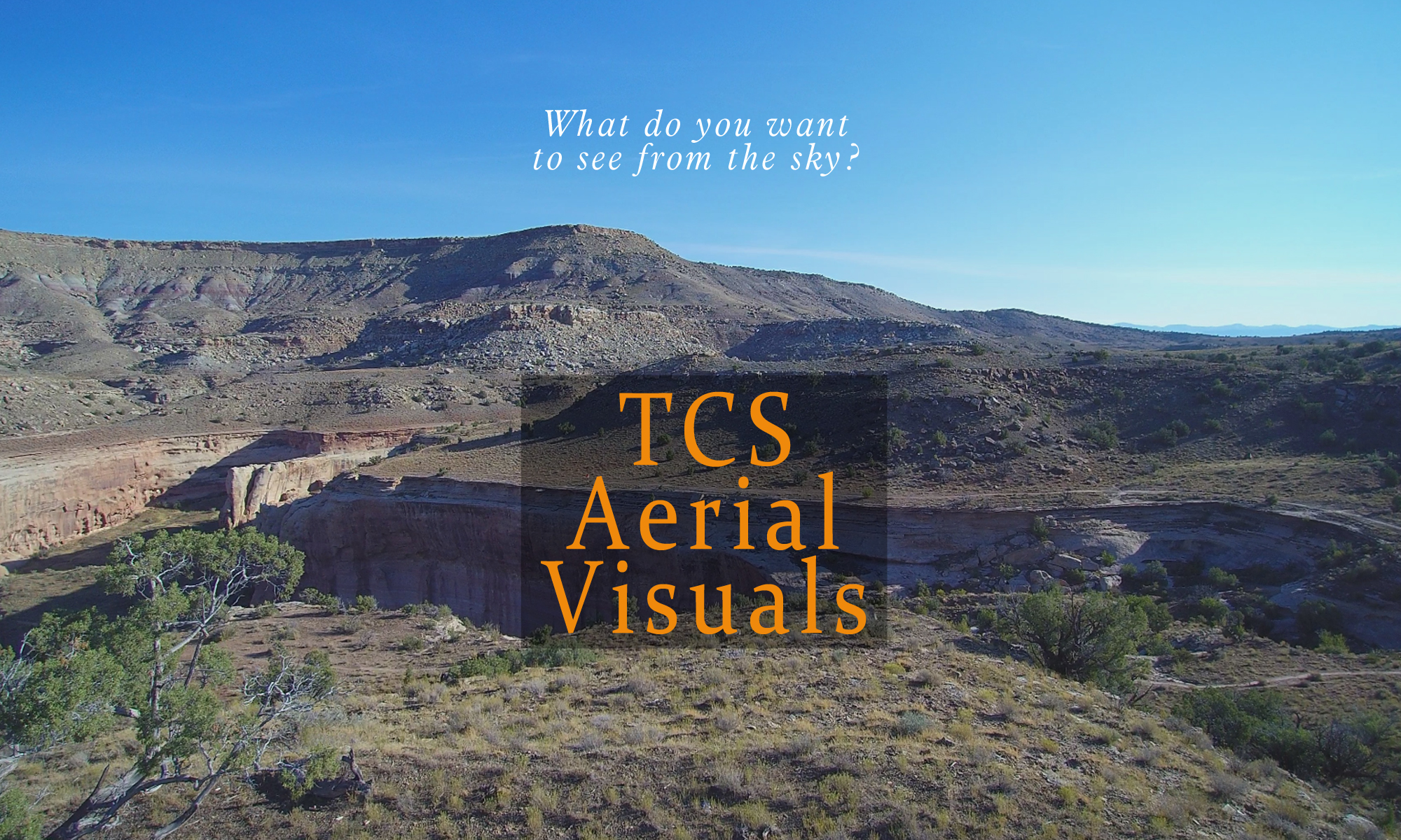 TCS Aerial Visuals Grand Junction Mesa County Colorado